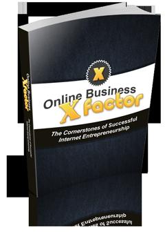 Online Business X-Factor